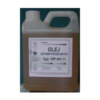 Oleje i smary próżniowe